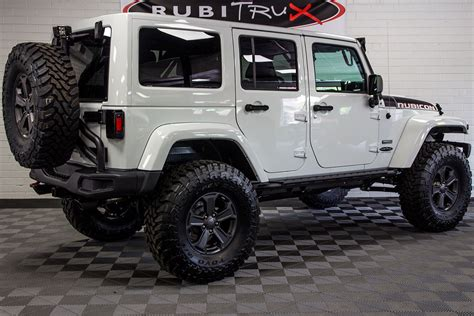 rubicon jeep 2018 jeep wrangler rubicon recon unlimited white