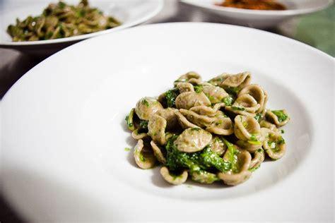 recette cuisine italienne gastronomique orecchiette au brocoli recette italiennes de pouilles