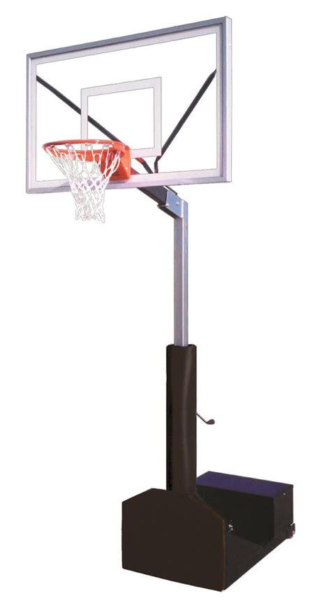 team rampage select portable basketball hoop nj
