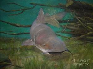 Channel Catfish by Jackie Hill