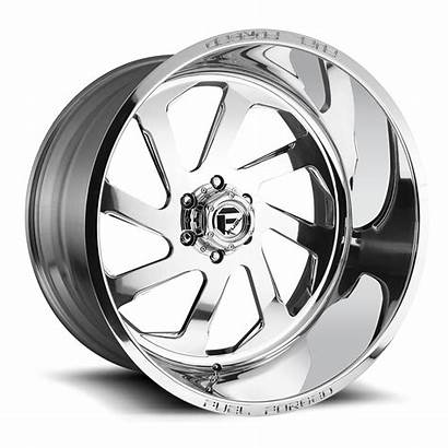 Ff39 Lug Wheels Fuel Forged Polished Wheel