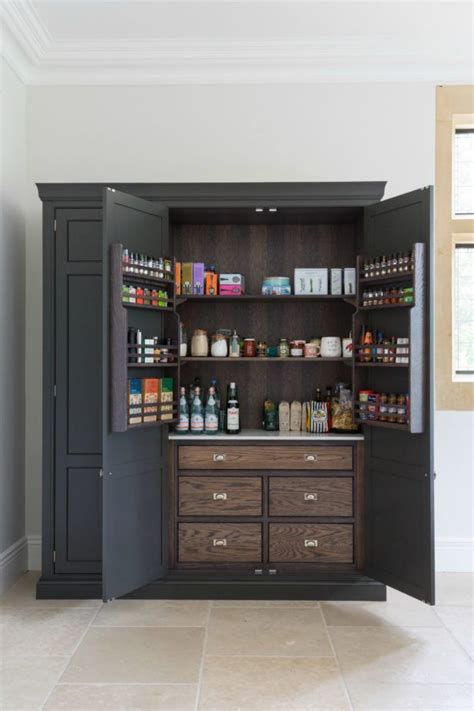 Freestanding Pantry Closet 17 Best Ideas About Freestanding Pantry Cabinet On