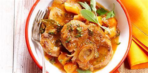 cuisine été facile osso buco d été facile recette sur cuisine actuelle