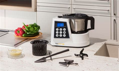 de cuisine multifonction chauffant multifonction chauffant newchef groupon shopping
