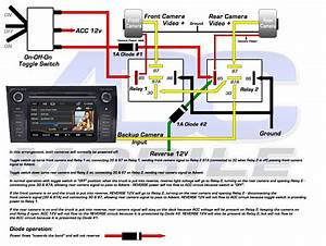 Peak Backup Camera Wiring Diagram