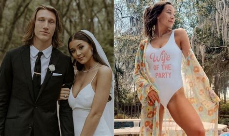 Check spelling or type a new query. Marissa Mowry: Meet Trevor Lawrence's Girlfriend-Turned-Wife | Total Pro Sports