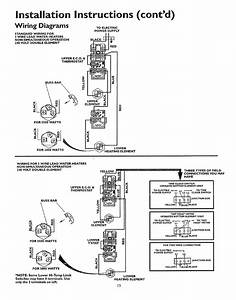 Installation Instructions  Cont U2019d   Wiring Diagrams
