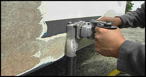 Aluminum Boat Paint Removal by Marineshaver Pro Paint Removal Paintshaver