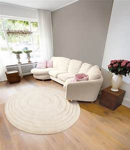 tapis rond mellow mood par arte espina With tapis rond coco