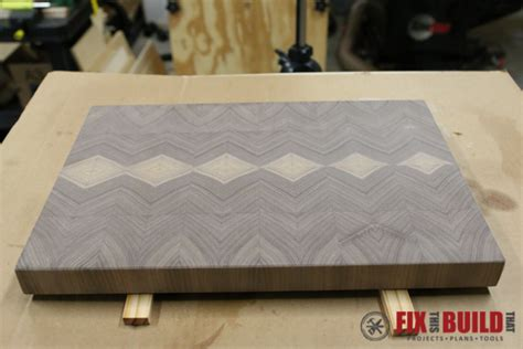 grain cutting board fixthisbuildthat