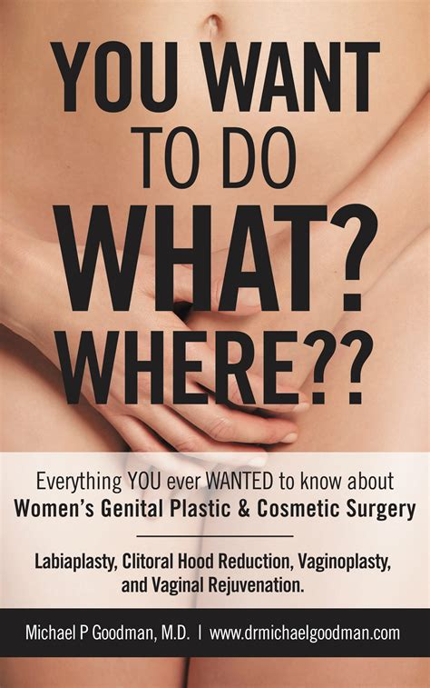 labiaplasty surgery genital cosmetic dr goodman plastic everything area medical feminine surgeon san dealing newest joins globally respected leading industry