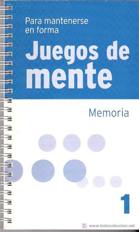 Retos mentales ejercicio matematico 10 youtube from i.ytimg.com. Colección de libros Juegos de mente, libros de Agilidad ...