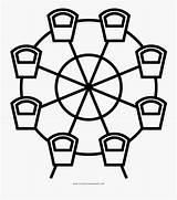 Wheel Coloring Ferris Simbolo Religion Budista Clipartkey sketch template