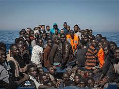 Italian Secret Service: People-smugglers may arrange mass drowning to garner Western sympathy…