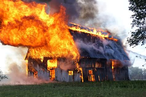 Barn Fires barn safety best practices