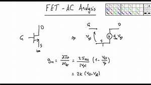 Fet Ac Analysis - Part 1