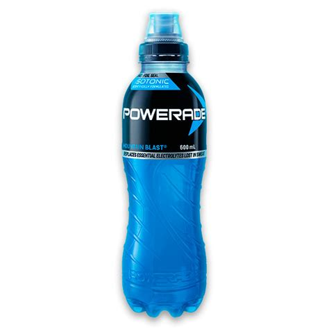 berry canapes powerade mountain blast zero sport drink 600ml the