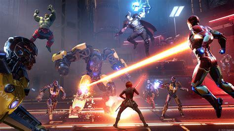 1600x900 Marvel's Avengers 2020 Game 1600x900 Resolution ...