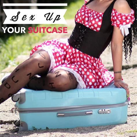 Sex Up Your Suitcase What To Pack For A Sexy Summer Holiday