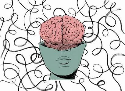 Mental Health Illness Illustration Louis St Radio