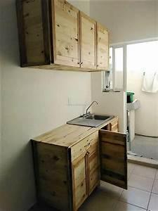 Küche Aus Paletten : pallets kitchen storage palettenk chen pinterest m bel aus paletten m bel und k che ~ Eleganceandgraceweddings.com Haus und Dekorationen
