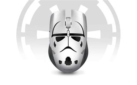 Razer Stormtrooper gaming gear goes B&W for Star Wars day ...