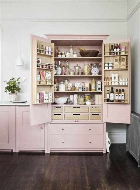 How To Decorate Cupboard kitchen how to decorate with pink neptune suffolk
