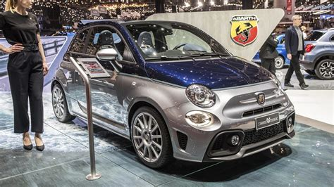 2019 Fiat Abarth 500 by 2019 Fiat 500 Abarth Exterior Photo Master Car Review