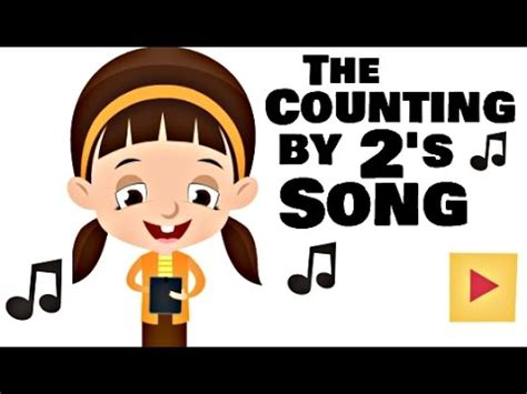 count by 2 s song grade and kindergarten counting 807 | hqdefault