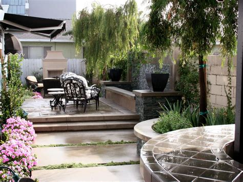 Yard Patio Designs by Patio Ideas Hgtv