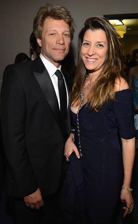 Jon Bon Jovi Dorothea Hurley From Celebrities Married