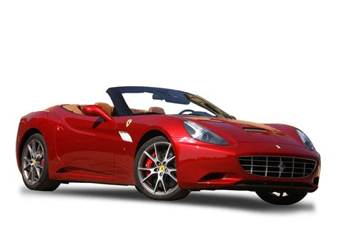 ferrari california convertible   review carbuyer