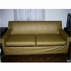 1950s vintage castro convertible couch sofa deco mint With vintage castro convertible sofa bed