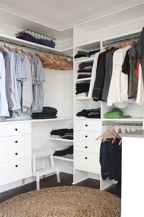 How Much Is A Walk In Closet by Master Walk In Closet The Reveal