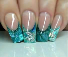 Acrylic nail art nailkart