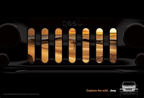 Chrysler Advertising by Jeep Capture The Jeep Ads