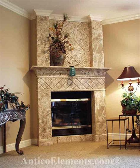 faux fireplace panels coral faux panels for the home faux 7184