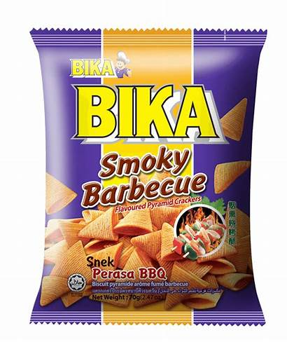 Bika Crackers Pyramid 70g Japanese