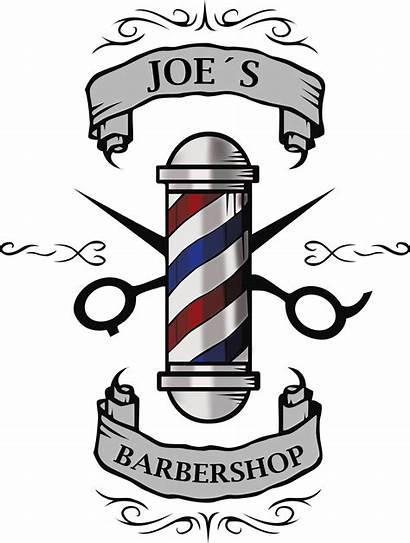 Barbershop Barber Clipart Village Joes Joe Frontier