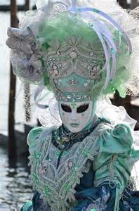 Carnevale in Venice Costumes
