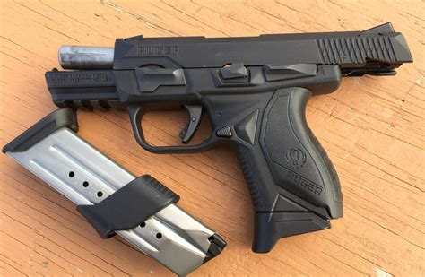 Review Ruger American Compact Pistol The Firearm Blog