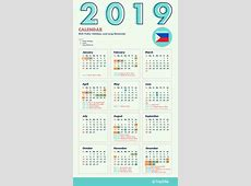 10 Long Weekends in the Philippines in 2019 with Calendar