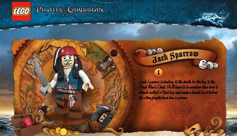 Lego Pirates Of The Caribbean Lego