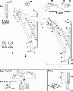 Retractable Awning Replacement Parts