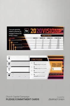 pledge cards images cards templates printable