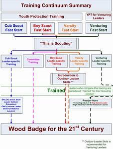 Bsa Training Diagram