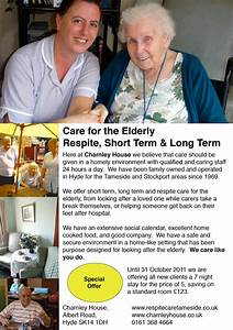 Have a look at our new flyer!   Charnley House – Care Home ...