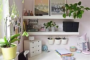 Teenager Zimmer Ideen Mädchen : interior teenager m dchen zimmer schreibtisch deko jugendzimmer ~ Buech-reservation.com Haus und Dekorationen