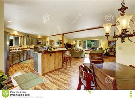 cuisine ouverte sur salle à manger et salon cuisine ouverte sur salle manger et salon excellent