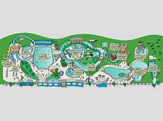 Map Whale's Tale Waterpark